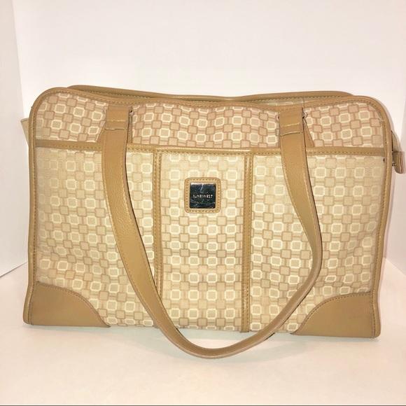 Nine West Handbags - Nine West Tan Shoulder Bag